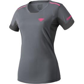 Dynafit Vert 2.0 - Camiseta Running Mujer - gris